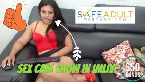 Sex cam show